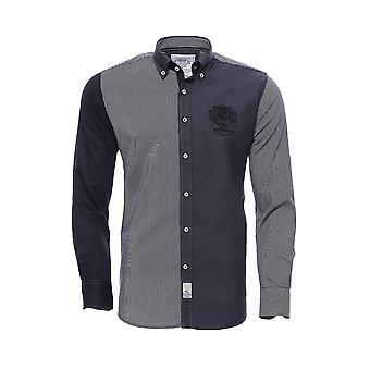 Desenli armalı fÃ1/4me slim fit gömlek | Wessi