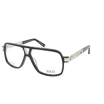 ZILLI Glasögon Ram Titanacetat Frankrike Tillverkad ZI 60048 C02