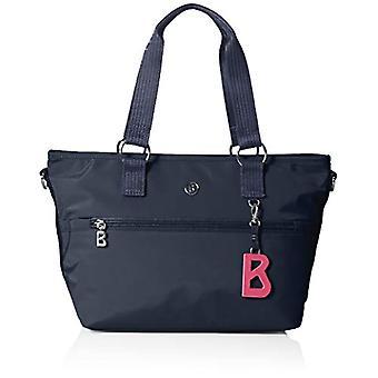 BOGNERVerbier Gesa Handbag ShzDonnaBorsette da polsoBlu (Dark Blue)16x22x35 centimeters (B x H x T)