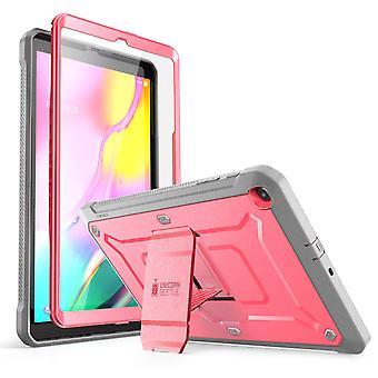 Galaxy Tab A 10.1 inch Unicorn Beetle Pro Full-Body Case (Pink)