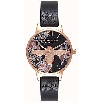 Olivia burton watch animal motif ob16am100