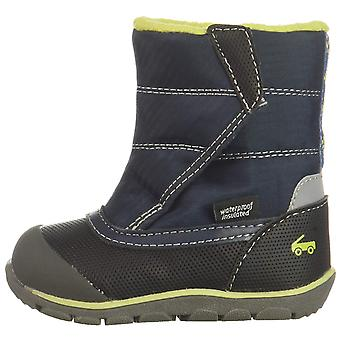 See Kai Run Kids' Baker Waterproof/Insulated Snow Boot