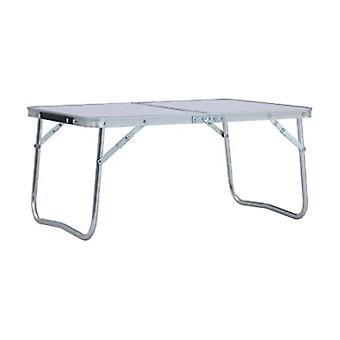 Taittuva retkeilypöytä Valkoinen Alumiini 60X40 Cm