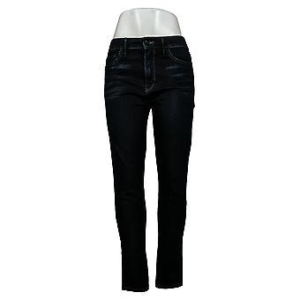 Sam Edelman High-Rise Skinny Jeans Blue A428415 de las mujeres