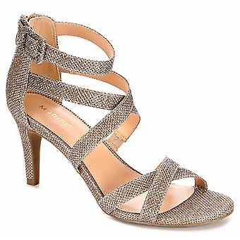 Maripe Womens Elissa High Heel Strappy Sandal Shoes
