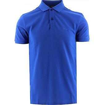 BOSS Blue Piro Polo Shirt