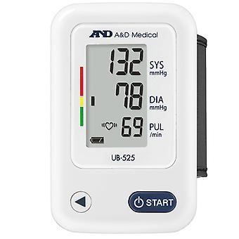 A&D Medical UB525 Wrist Blood Pressure Monitor