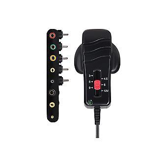 Maplin Comutação do carregador de energia AC/DC Plug UK Plug