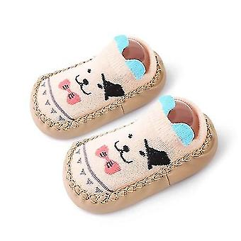Floor Anti Slip Soft With Rubber Sole Sock For Newborn Baby