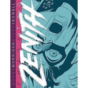 Zenith Phase Two by Grant Morrison & Illustrated by Steve Yeowell