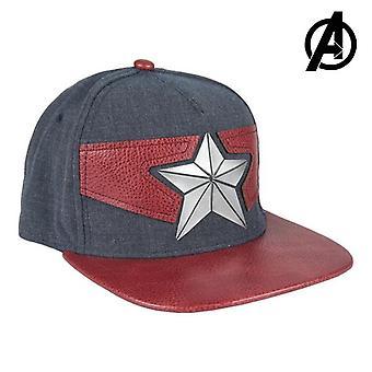 Hat with Flat Visor The Avengers 77877 (56 cm)