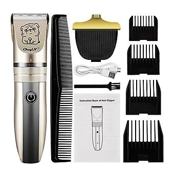 2 In 1 professional pet dog hair trimmer clippers