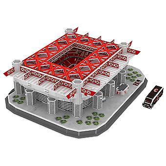 AC Milan 3D Stadium Puzzle