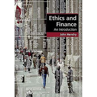 Éthique et finances : une introduction (Cambridge Applied Ethics)
