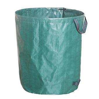 Large Size Collapsible Garden Leaf Basket Trash Can Garbage Bag Container Can 60l-300l