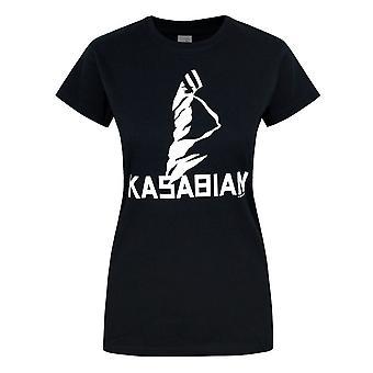 Kasabian Womens/Ladies Ultra T-Shirt
