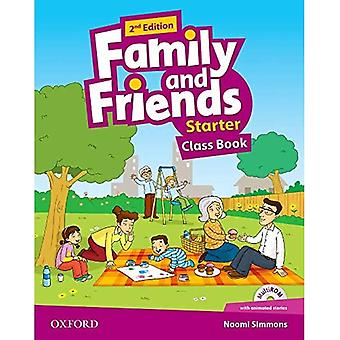 Family and Friends: Starter: Class Book (Family� and Friends)