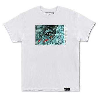 Pink Dolphin Franklin T-Shirt White