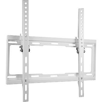 """DELTACO Wandhalter 32-55 """", 35 kg, Neigung VESA 75 x 75-14, 400 x 400 mm, weiß"""