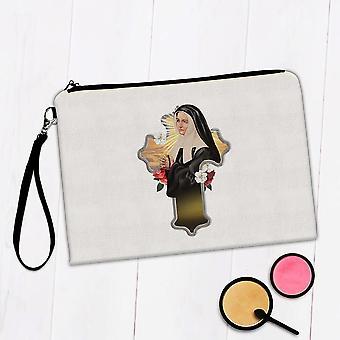 Gift Makeup Bag: Saint Bernadette Soubirous Catholic