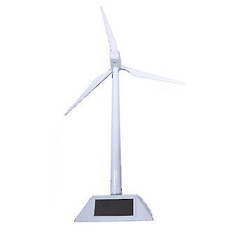 DIY solárna veterná mlynová náuka, 3D zaujímavý vedecký model