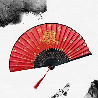 Bamboo Ancient Hanfu Chinese Style Fan
