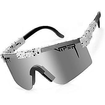 Outdoor Sport Radfahren Laufen Polarisierte Sonnenbrille für Männer und Frauen