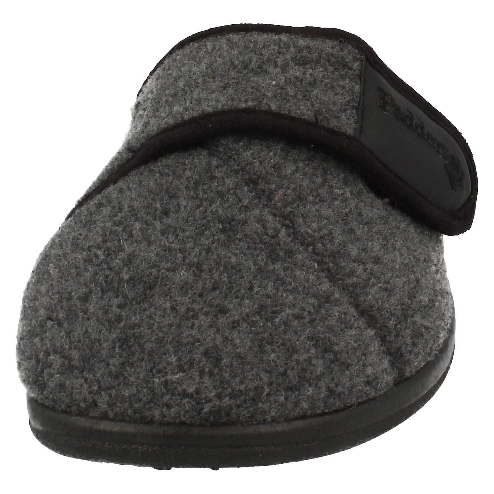 Mens foulard a memoria schiuma mulo pantofole Baxter acxc1l