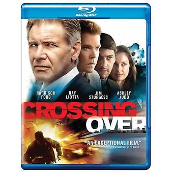 Crossing Over [BLU-RAY] USA import
