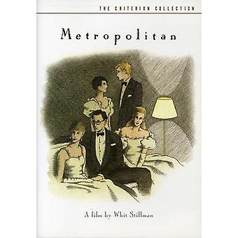 Métropolitaine importation USA [DVD]