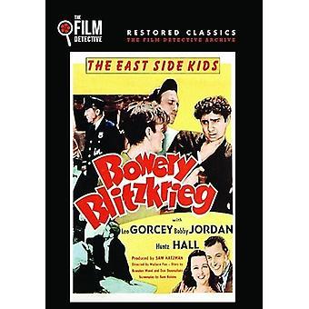Importer des USA Bowery de Blitzkrieg [DVD]
