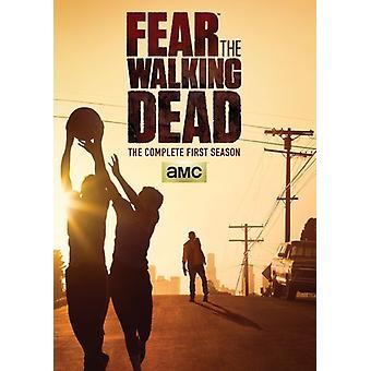 Fear the Walking Dead: Season 1 [DVD] USA import