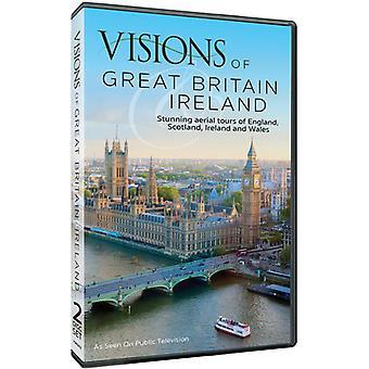 Visioni: Gran Bretagna Irlanda & [DVD] Stati Uniti importare