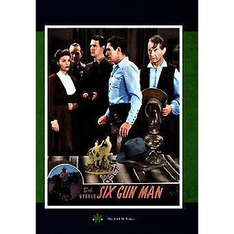 Six Gun Man [DVD] USA import