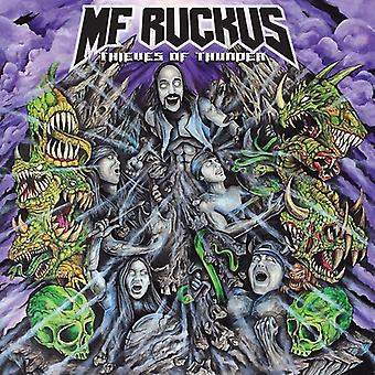 MF Ruckus - importation USA voleurs du tonnerre [Vinyl]