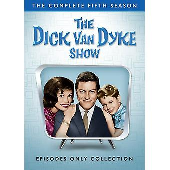 Dick Van Dyke Show: Complete Fifth Season [DVD] USA import