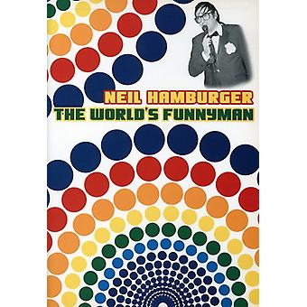 Neil Hamburger - World's Funnyman [DVD] USA import