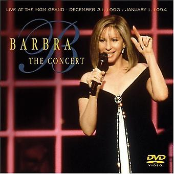 Barbra Streisand - Barbra-Concert Live at de Mgm Grand Dec 31 1993 [DVD] USA import