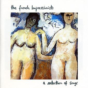 French Impressionists - Selection of Songs [CD] USA import