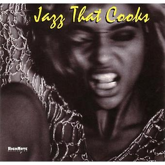 Jazz That Cooks - Jazz That Cooks [CD] USA import