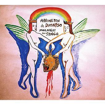 Arrington De Dionyso - Malaikat Dan Singa [CD] USA import