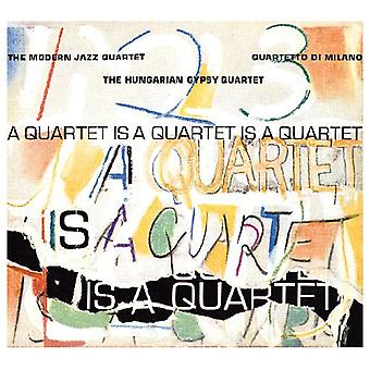 Modern Jazz Quartet & Others - Quartet Is a Quartet Is a Quartet [CD] USA import