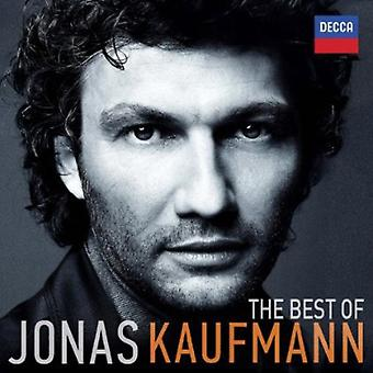 Jonas Kaufmann - het beste van Jonas Kaufmann [CD] USA import