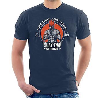 The Thailand Tiger Adon Street Fighter Men's T-Shirt