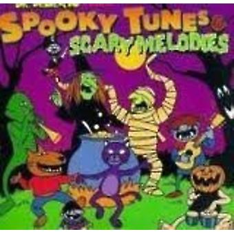 Spooky Tunes & Scary Songs - Spooky Tunes & Scary Songs [CD] USA import