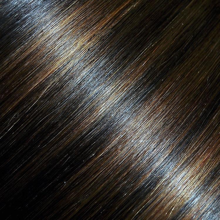 #2/6 caramel Mocha Blend - Extensions à clips cheveux - tête complète
