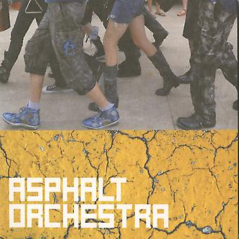 Asphalt Orchestra - Asphalt Orchestra [CD] USA import