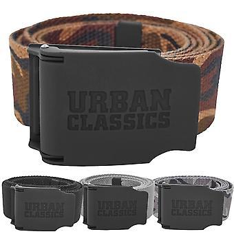 Urban classics - kangas Rubbered koskettaa 120cm vyö