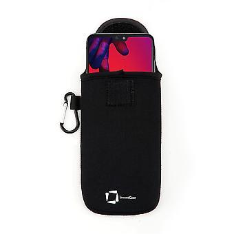 InventCase neopreeni suojaava pussi tapauksessa Huawei P20 Pro - musta