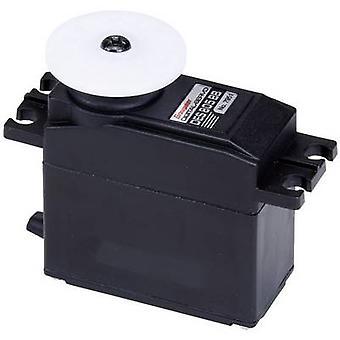 Graupner Standard servo DES 806 BB, MG Digital servo Gear box material: Metal Connector system: JR